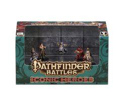 Pathfinder Battles: Iconic Heroes Set 8