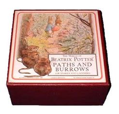 Paths and Burrows (The World of Beatrix Potter)