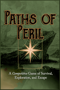Paths of Peril: A Mysterious Island Card Game