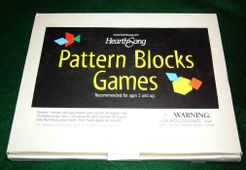 Pattern Blocks Games