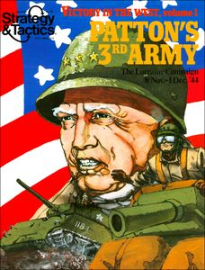 Patton's 3rd Army: The Lorraine Campaign