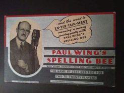 Paul Wing's Spelling Bee