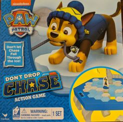 Paw Patrol: Don't Drop Chase Action Game