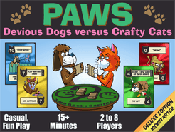Paws: Devious Dogs versus Crafty Cats