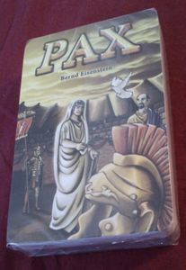 PAX & Pergamemnon Expansions