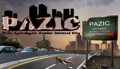 PAZIC (Post-Apocalyptic Zombie Infested City)
