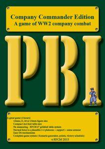 PBI: Company Commander Edition – A Game of WW2 Company Combat