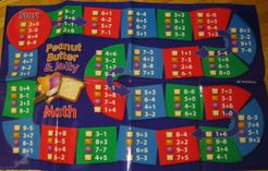 Peanut Butter & Jelly Math