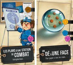 Peanut Club: De une face & Plans d'une Station de Combat