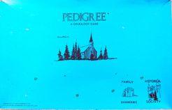 Pedigree: A Genealogy Game