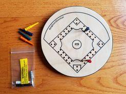 Pegboard Baseball