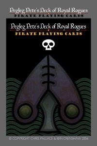 Pegleg Pete's Deck of Royal Rogues