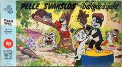 Pelle Haleløs' baggårdsjagt