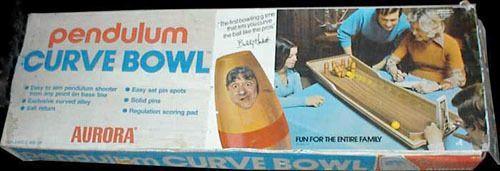 Pendulum Curve Bowl