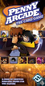 Penny Arcade: The Card Game