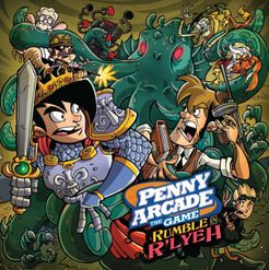 Penny Arcade: The Game – Rumble in R'lyeh