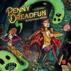 Penny Dreadfun Second Edition: The Great London Adventure