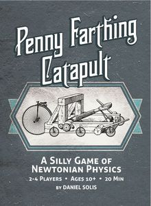Penny Farthing Catapult