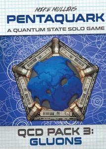 Pentaquark: QCD Pack 3 – Gluons