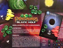 Pentaurus: Black Hole