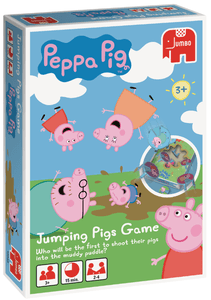 Peppa Pig Jumping Pigs
