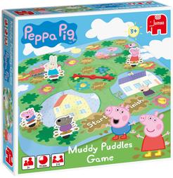 Peppa Pig: Muddy Puddles Game