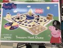 Peppa Pig: Treasure Hunt Game
