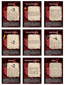 Perdition's Mouth: Abyssal Rift – Wound Deck