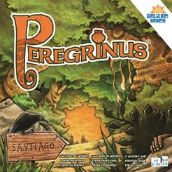 Peregrinus: Santiago de Compostela