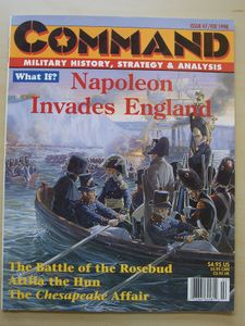 Perfidious Albion: Napoleon's (Hypothetical) Invasion of England, 1814