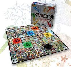 PerplexCity: The Boardgame