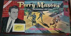 Perry Mason Game: Case of the Missing Suspect