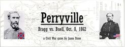 Perryville:  Bragg vs. Buell, Oct. 8, 1862