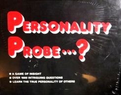 Personality Probe...?