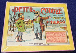 Peter Coddle Tells of His Trip to Chicago