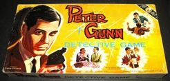 Peter Gunn Detective Game
