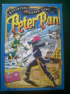 Peter Pan Adventure Board Game