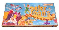 Peter Pan's Adventure Land Board Game