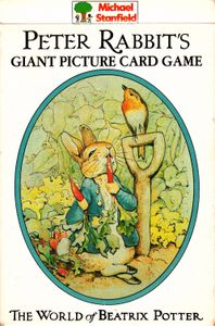 Peter Rabbit's Giant Picture Card Game