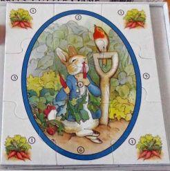 Peter Rabbit's Puzzle Game