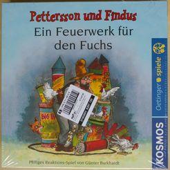 Pettersson & Findus: Ein Feuerwerk für den Fuchs