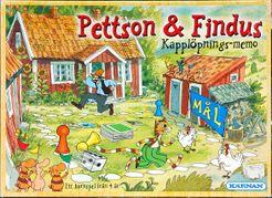 Pettson & Findus Kapplöpnings-memo
