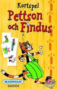 Pettson & Findus kortspel