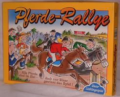 Pferde-Rallye