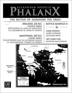 Phalanx: Great Battles of Alexander Module