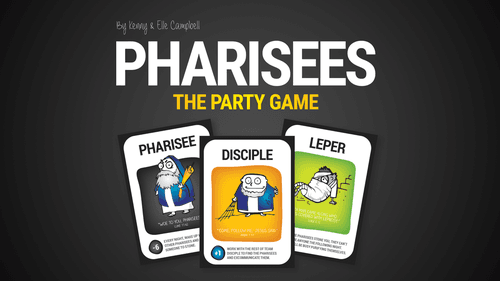Pharisees: The Party Game