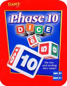 Phase 10 Dice