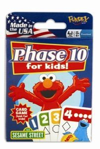 Phase 10 for Kids