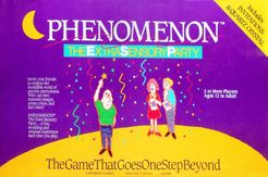 Phenomenon: the Extra Sensory Party