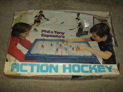 Phil and Tony Esposito Action Hockey